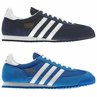 adidas MEN'S TRAINERS DRAGON ORIGINALS RUNNING SPORTS CASUAL FASHION SMART BNWT