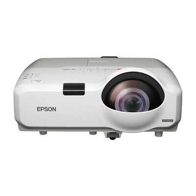 epson eb-570 ULTRA SHORT THROW PROJECTOR 2700 LUMENS NEW LAMP