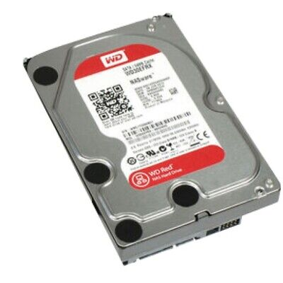 4TB Western Digital Red WD40EFRX