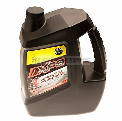 Sea Doo 4 Tec CanAM BRP XPS 4 Stroke Summer Grade Engine Oil 1 Gallon 293600122
