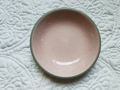 Harkerware Stone China Speckled Pink Small Bowl