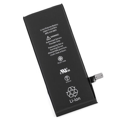 Replacement Battery for Apple iPhone 6 Mobile Phone - 1810mAh - A1586 models