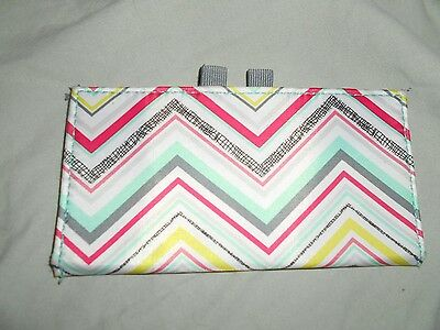 Thirty-One Checkbook Cover / Holder