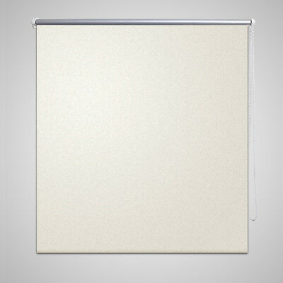 Roller Blind Blackout Off White Daynight Window Blinds Sunscreen Multi Sizes