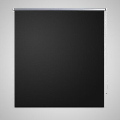 Roller Blind Blackout Black Daynight Window Blinds Sunscreen Quality Multi Sizes