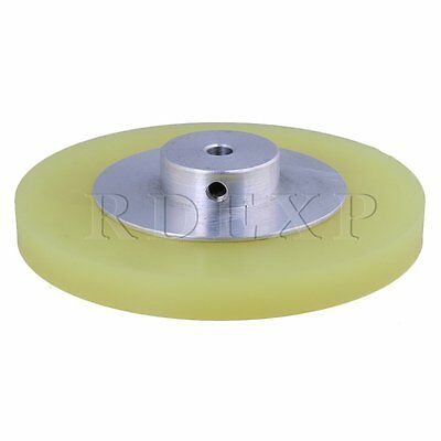 Aluminum Silicone Encoder Wheel Meter Wheel for Rotary Encoder 300x6mm