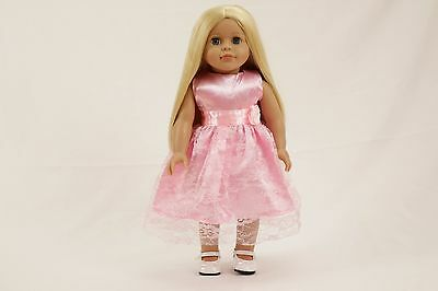 "18"" Modern Doll Blonde - American Girl quality for Our Generation Girl price!"