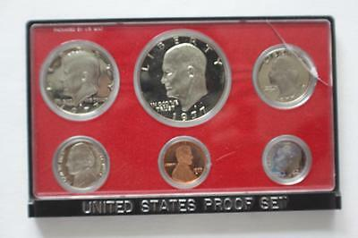 1977 United States Special Mint Proof Set 6 Coin Set No Reserve!!