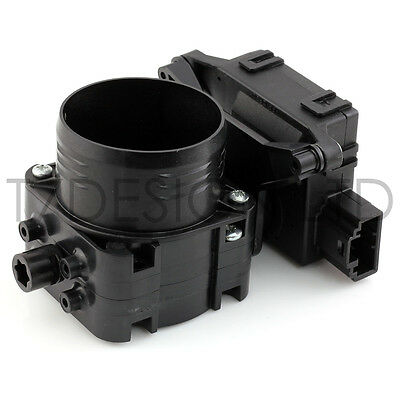 ∅ 50mm Electric HVAC Butterfly AIr Valve / Junction 6 - 24v, Heater, AC, Ducted