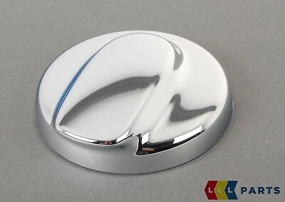 Mini New Genuine Clubman R55 Cooper R56 S Jcw Gas Cap Cover Chrome 7148885