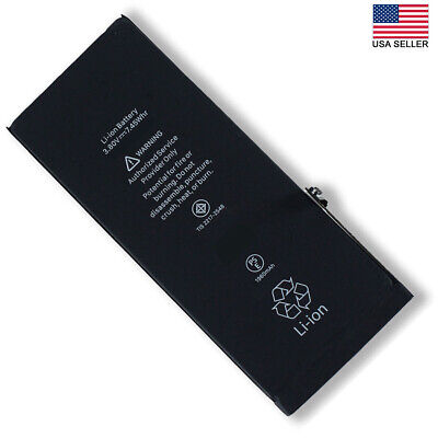 OEM 1960mAh Li-ion Battery Replacement With Flex Cable For Apple iPhone 7 4.7""