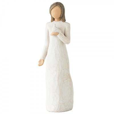 Willow Tree With Sympathy Figurine Ornament New Boxed 27687