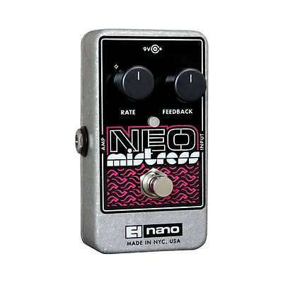 Electro Harmonix Neo Mistress Flanger Guitar Effects Pedal
