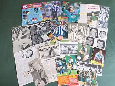Sheffield Wednesday -  Football Team - Clippings /cutting Pack