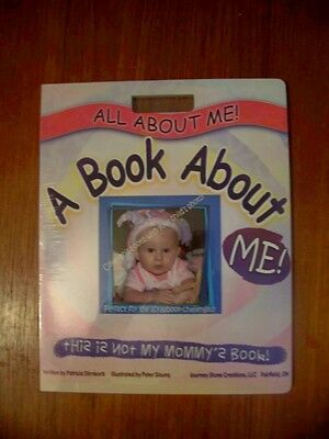 A Baby Photo Book About Me, Picture Board Book, new