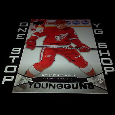 2011 12 Ud Young Guns 469 Joakim Andersson Rc Mint/nrmnt +Free Combined S&h