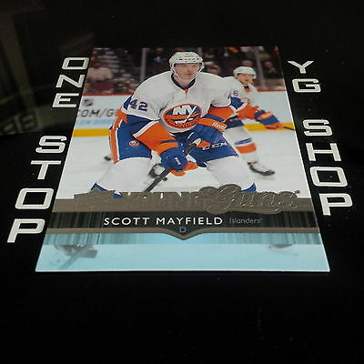 2014 15 Ud Young Guns 234 Scott Mayfield Rc Mint +Free Combined S&h