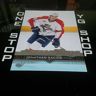 2014 15 Ud Young Guns 227 Jonathan Racine Rc Mint +Free Combined S&h