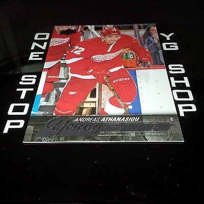 2015 16 Ud Young Guns 458 Andreas Athanasiou Rc +Free Combined S&H