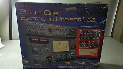 Radio Shack 300 In One Electronic Project Lab