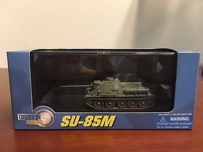 Dragon Armor 1:72 SU-85M Tank Destroyer, Eastern Front 1945, No. 60091
