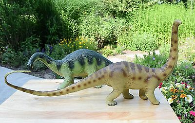 Vintage Safari Ltd. The Carnegie Collection APATOSAURUS DIPLODOCUS Dinosaur Toy