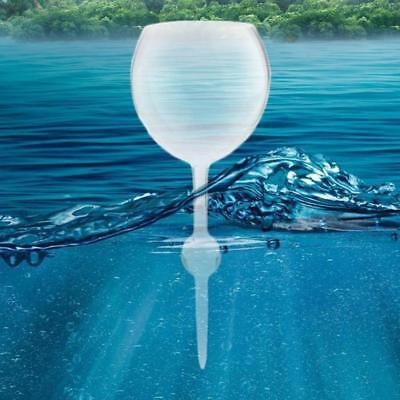 Floating Beach Wine Glass | pool picnic beer bar drinking travel reusable