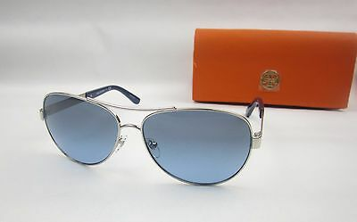 7ff6fd6bf8a94 AUTHENTIC! TORY BURCH TY6047 31618F Women s Sunglasses 59 13 135 ...