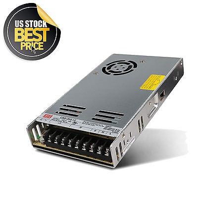 US STOCK Mean Well LRS-350-12 350W DC Switch Power Supply