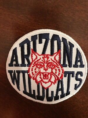 """Arizona Wildcats Vintage Embroidered Iron On Patch AWESOME 3"""""""