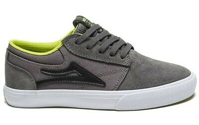 LAKAI Skateboard GRIFFIN KIDS Grau Suede Youth Casual Skateboard LAKAI Schuhes Sneakers ... 0581b7