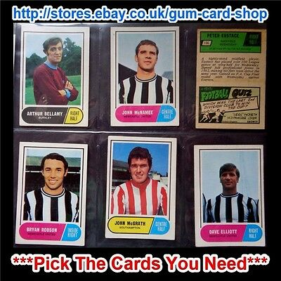 A&Bc 1969 Green Back - 3Rd Series (Good 117 - 170) *Pick The Cards You Need*