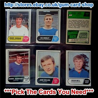 A&Bc 1969 Green Back - 1St Series (G/F 1-64) *Pick The Cards You Need*