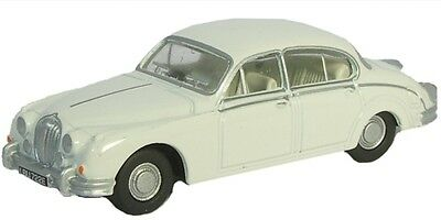 Bnib Oo Gauge Oxford 1:76 76Jag2002 Jaguar Mkii Old English White Car