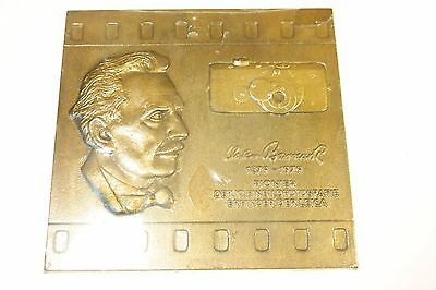 Rare,collectble Plate For 100 Years Of Leica Cameras