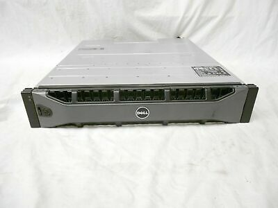 "DELL EQUALLOGIC PS6210X SAN 24x 900GB 10K SAS iSCSI STORAGE 10Gb 2.5"" 2x Type 15"