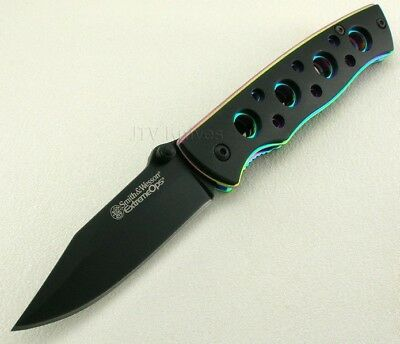 Smith & Wesson S&W Knives Extreme OPS Folding Knife CK113