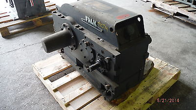 15 HP Falk Offset Parallel Gear Reducer, 104.4 Ratio, Model 2080Y3-LD, New