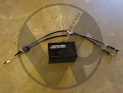 K Tuned Billet RSX Shifter and OEM Accord/TSX Shifter Cables