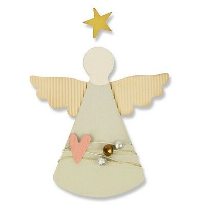 Sizzix - Bigz Die - Angel #2 661730 Cutting Die by Sophie Guilar
