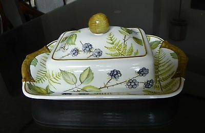 Villeroy & Boch Forsa Butter Dish with Cover