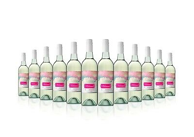RRP $189! Days Of Summer Moscato White Wine (12x750ml) Free Shipping