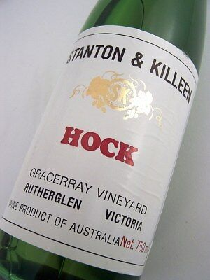 1978 circa NV STANTON & KILLEEN Wines Hock White Blend Isle of Wine