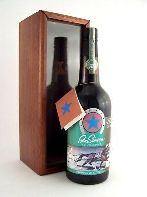 1979 HOUGHTONS SAN SIMEON Trotting Port (Damaged Label) Isle of Wine