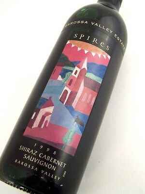 1998 BAROSSA VALLEY ESTATES Spires Shiraz Cabernet Isle of Wine