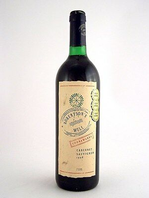 1998 MILDARA WINES Robertson's Well Cabernet Sauvignon A Isle of Wine