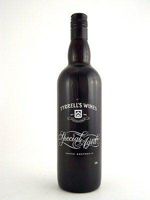1984 circa NV TYRRELLS Special Aged Tawny Port Isle of Wine