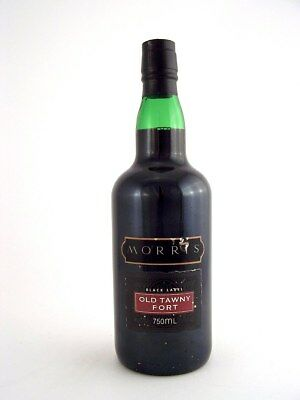 1994 circa NV MORRIS Black Label Old Tawny Port Isle of Wine
