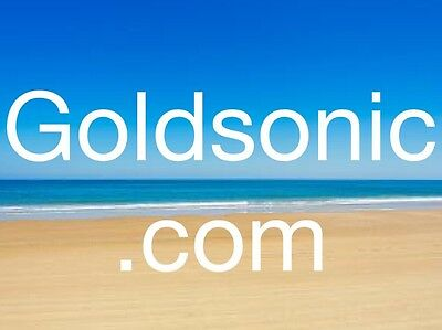 GOLDSONIC.COM - 3 4 5 Letter Business .com Website Domain Name At GoDaddy