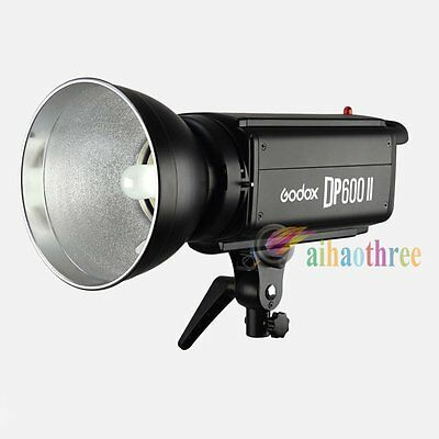 Godox DP600II 600W Wireless 2.4G X1 System Studio Flash Strobe Light Head【AU】